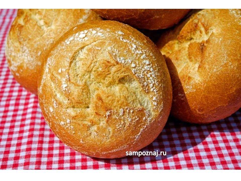 чем вреден дрожжевой хлеб