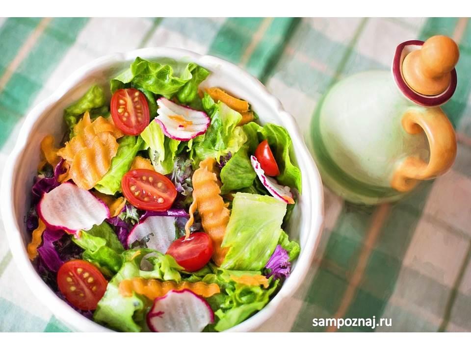 правильное питание для здорового образа жизни